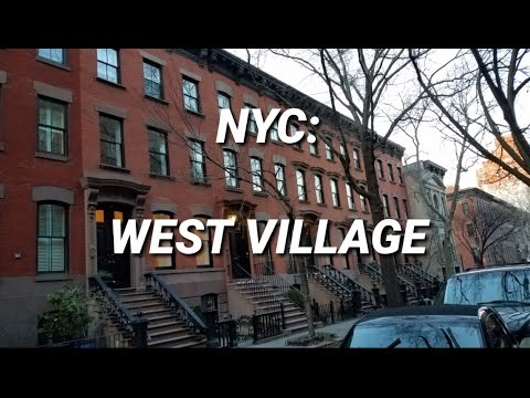 Exploring NYC - West Village | NYC historical neighborhood
