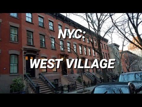 Exploring NYC - West Village   NYC historical neighborhood