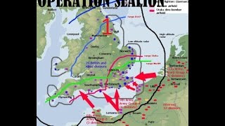 Operation Sealion: The Invasion