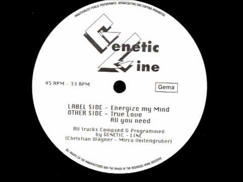 Genetic Line - Energize My Mind