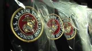 McKinney High Marine Corps Junior ROTC