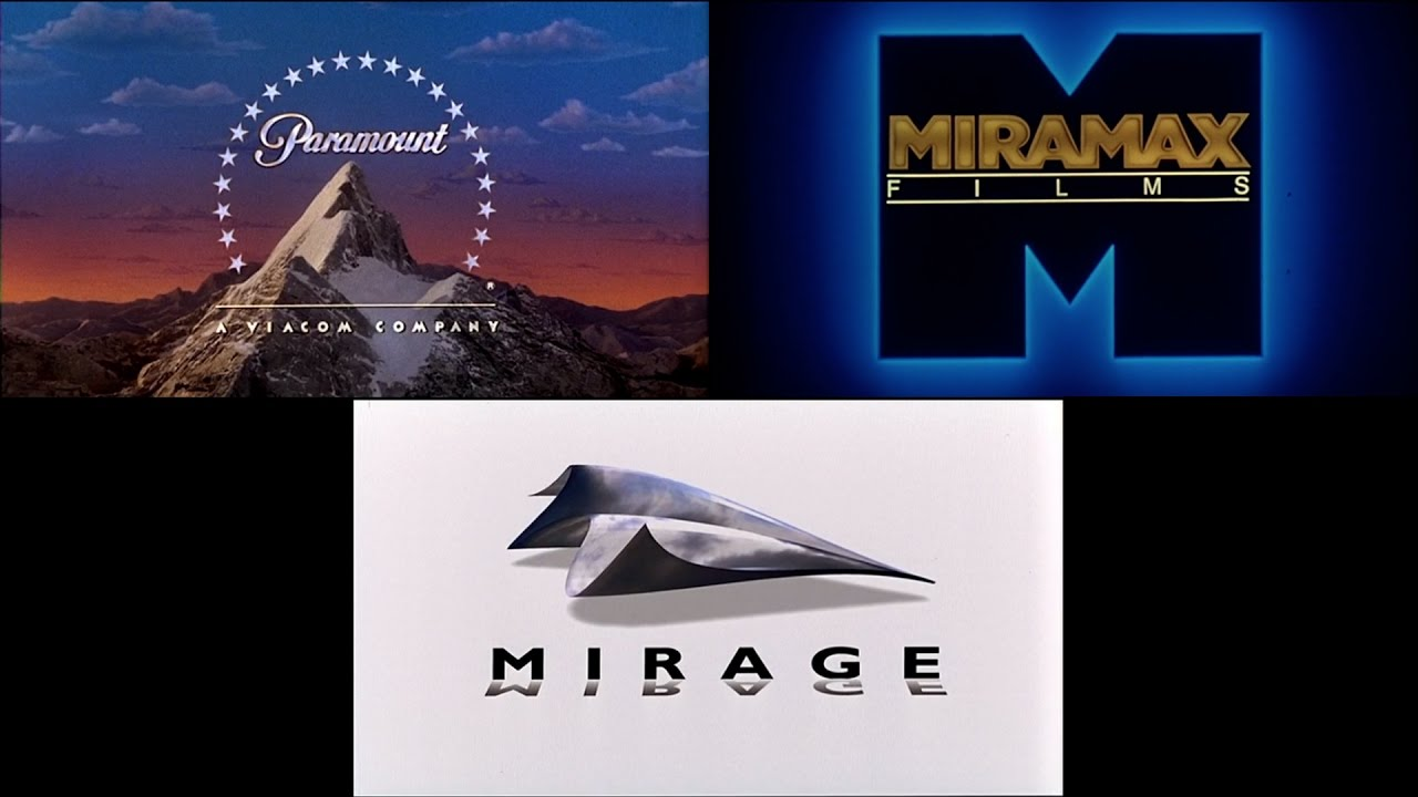 Paramount Miramax Films Mirage Youtube
