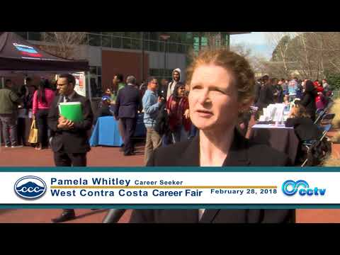Contra Costa College Career Fair
