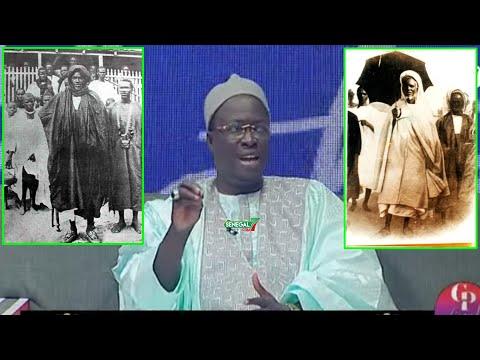 """Abdoulaye Diop Bichry : """"Mame Cheikh Ibra Fal ak El Hadji Malick gno bok bén At bougnou..."""""""