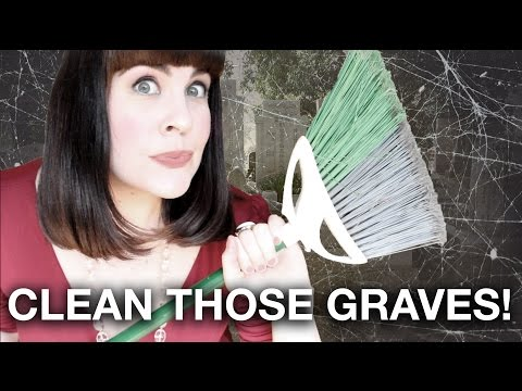 TOMB SWEEPING DAY!!!