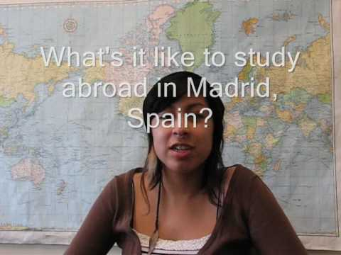 Carmina - Spain, Carlos III University of Madrid, Global Studies and Spanish