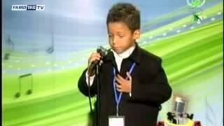 طفل صغير يقلد الشاب خالد - الحان و شباب 2012-