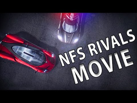 NFS RIVALS - MOVIE / All Cutscenes In Right Order