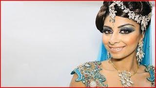 Сказочная невеста из Индии  ❤ Азиатский свадебный макияж 2018