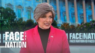 """Ernst says Nielsen is """"doing a good job"""" on border security"""