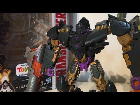 TRU Transformers The Last Knight Premier Edition Deluxe Megatron Exclusive