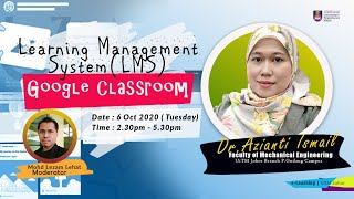 Learning Management System - Google Classroom