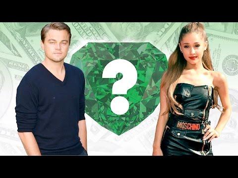 WHO'S RICHER? - Leonardo DiCaprio Or Ariana Grande? - Net Worth Revealed!