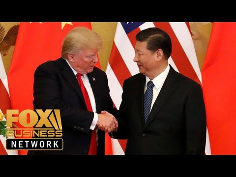 China should be rushing to an agreement with Trump: Gordon Chang