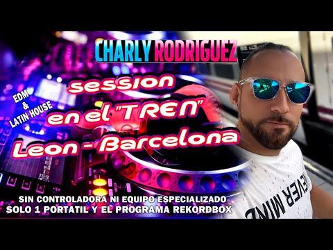 Charly Rodríguez Session en el