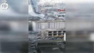 İzmir'de adliye yakınında bombalı saldırı