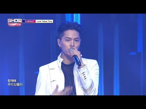 Show Champion EP.270 5tion - Love Takes Time
