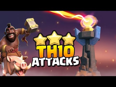Best Quality TH10 Attacks⭐⭐⭐Elite Gaming vs OneHive | Clash of Clans