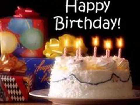 Happy Birthday Cake Flowers Pictures