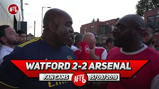 Watford 2-2 Arsenal | Emery's Substitutions Were A Gift From Heaven! (Kenny Ken)