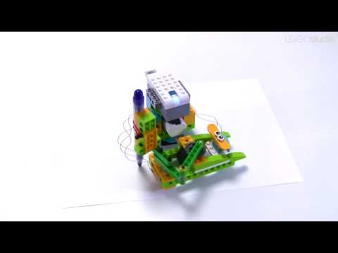 lego ev3 spirograph instructions