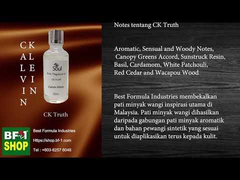 Pati Minyak Wangi Calvin Klein CK Truth