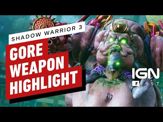 Shadow Warrior 3 (видео)