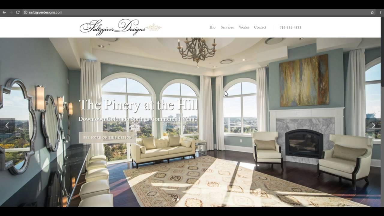 Saltzgiver Designs  Colorado Springs