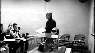 PROF.DR. CELESTINO PIOTTI-CLASE DE CRANEOMETRIA- FAC. CIENCIAS MEDICAS