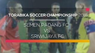 Video Gol Pertandingan Semen Padang FC vs Sriwijaya FC