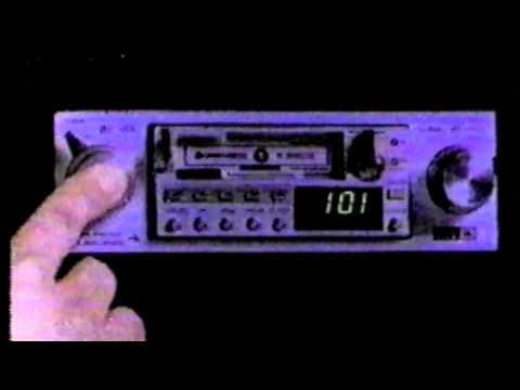 K-Earth 101 Los Angeles TV Spot 1983