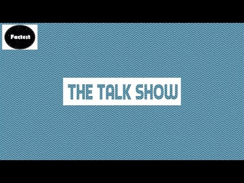 The Talk Show | Introduction