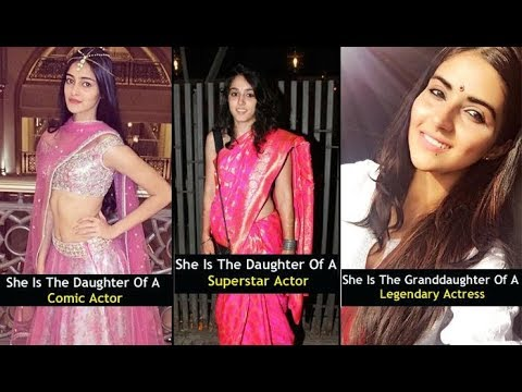 12 Famous Bollywood Star Kids Who Are Ruling The Internet