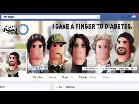 Fingers to Diabetes