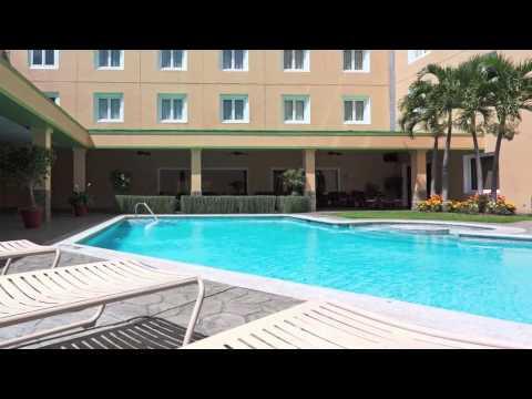 Holiday Inn San Salvador San Salvador El Salvador Youtube