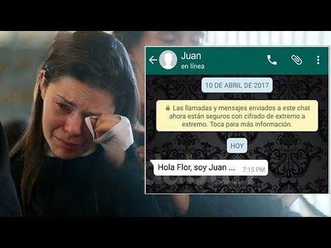 Её парень погиб, спустя 3 года она получает сообщение от него!