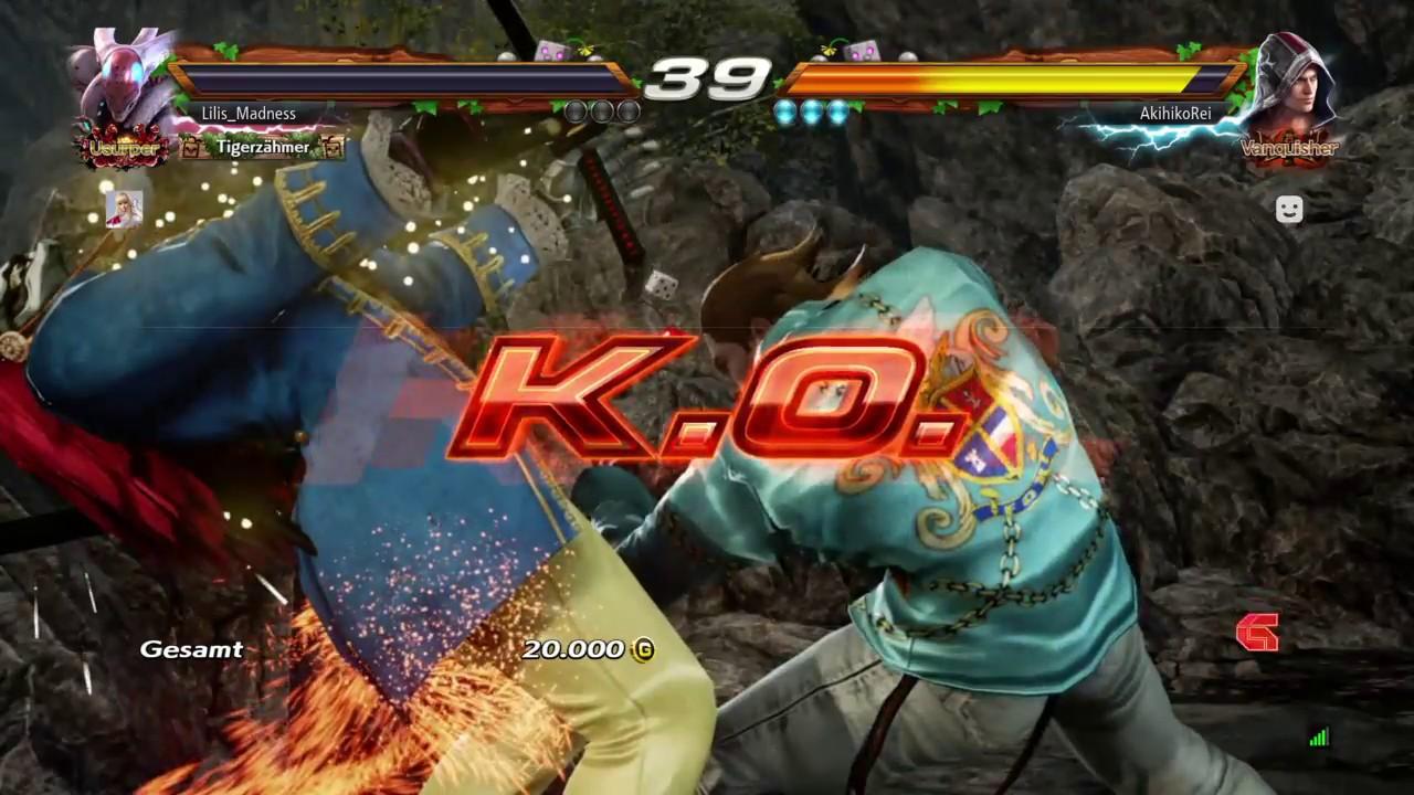 Tekken 7 Macro Steve Youtube