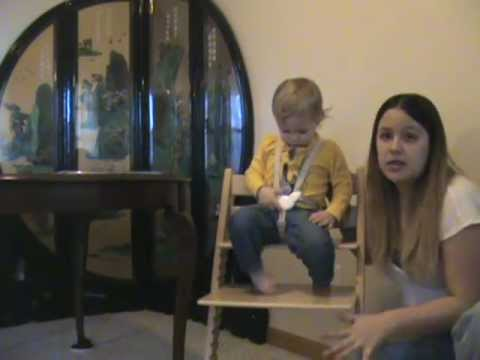 Stokke Tripp Trapp Review and Stokke Table Top Review and Giveaway ...