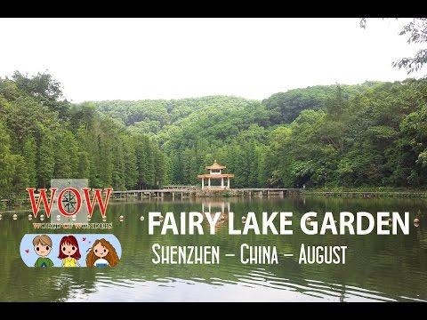 Fairy Lake Garden - Shenzhen