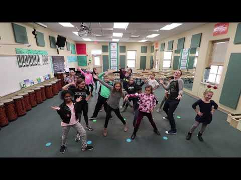 Boogie Woogie Bugle Boy- Veterans Day dance