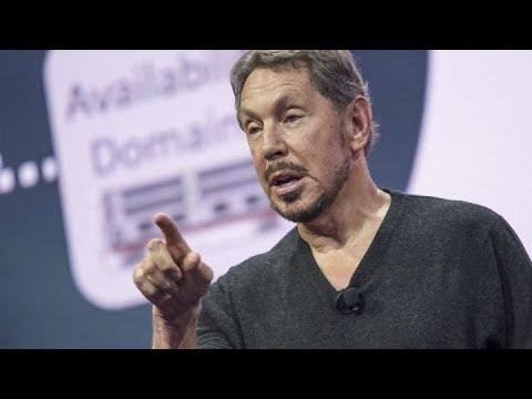Oracle's Ellison defends Tesla, Elon Musk