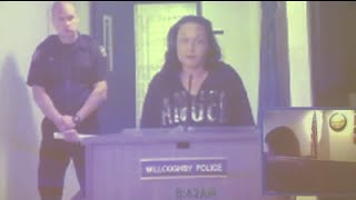Willoughby woman leads police on chase, appears in court