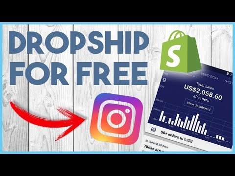 💰 HOW TO SELL DROPSHIPPING PRODUCTS ON INSTAGRAM FOR FREE 2017 & 2018 💰