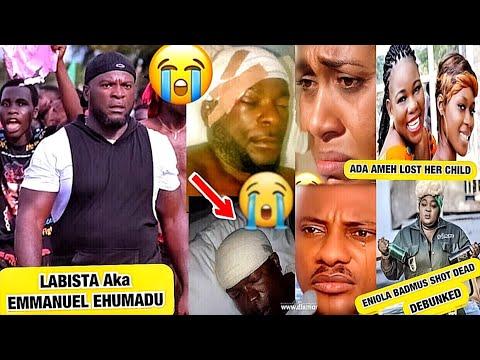 Download ENDSARS! T€@rs As Actor Emma Ehumadu Aka Labista...| Ada Ameh Bl@st Buhari For..Eniola Badmus D€@D?