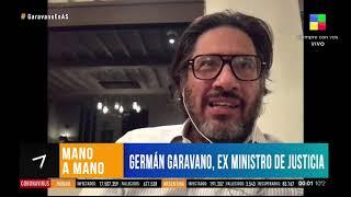 German Garavano cuestionó el proyecto de reforma judicial