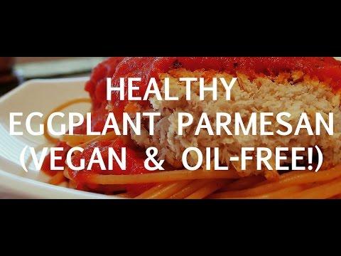 How To Make Eggplant Parmesan Recipe (Vegan)