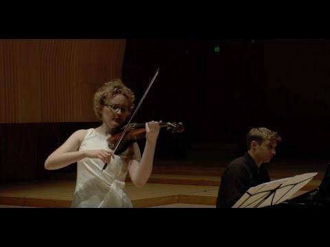 Brahms - Violin Sonata No.3 in D minor, Op. 108