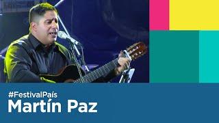 Martín Paz en Jesús María 2020 | Festival País
