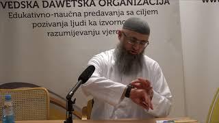 Pitanje u vezi prekida posta? - dr. Safet Kuduzović