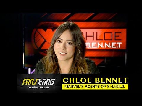 Chloe Bennet's Superhero Crush & Worst Onset Prank